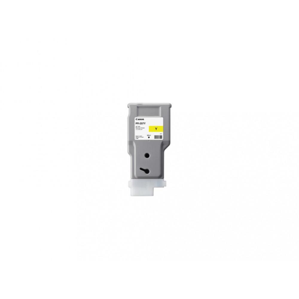 CANON PFI-207 Yellow 300 ml 8792B001AA
