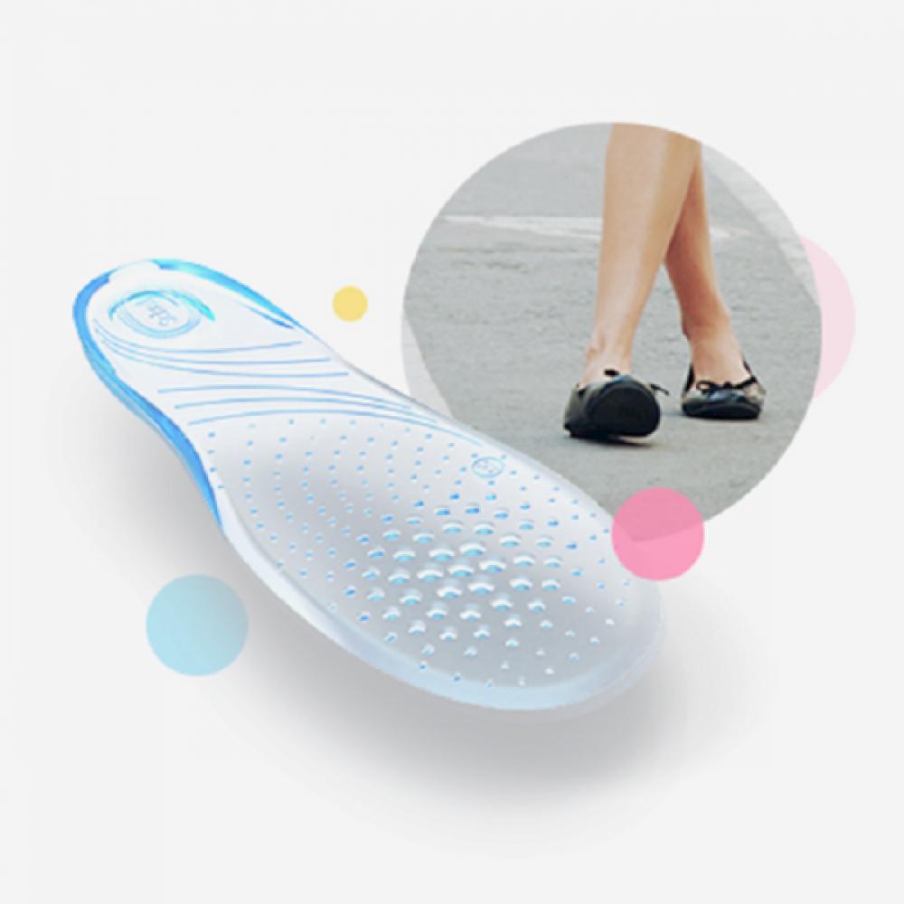 SCHOLL gel active ulošci za ravne ženske cipele 410538