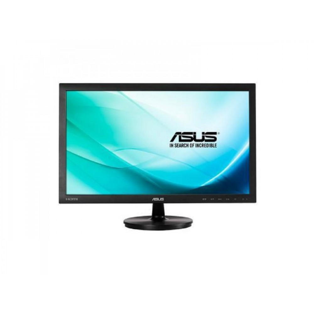 "ASUS monitor LCD 23.6"" vs247hr Full HD vga dvi hdmi odziv 2ms 90lme2501t02231c-"