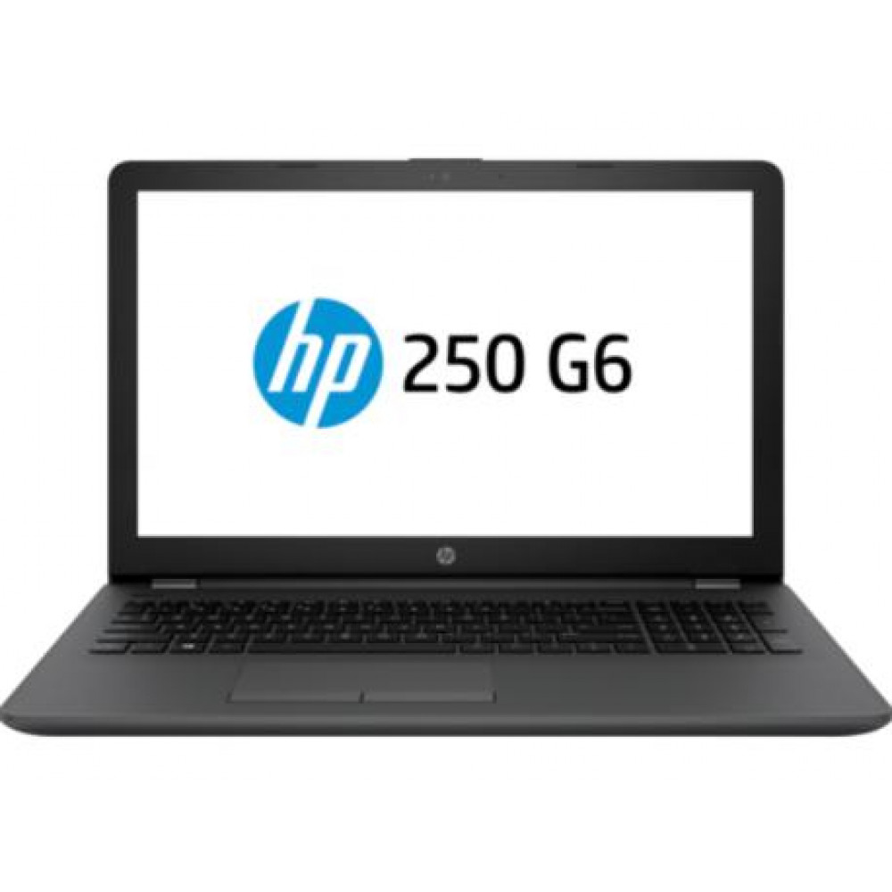"HP 250 G6 i3-7020U/15.6""FHD/8GB/256GB/HD Graphics 620/DVDRW/GLAN/Win 10 Pro 4BC85EA"