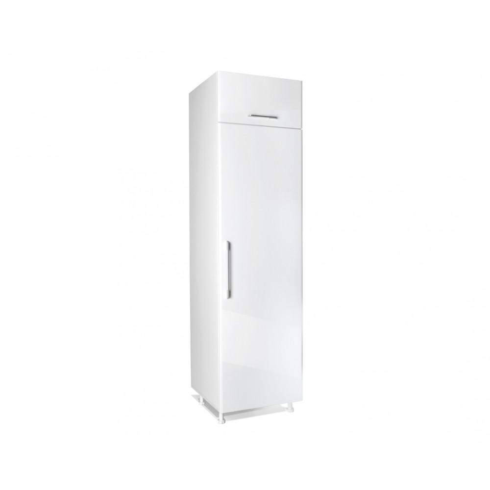 MATIS prostor za ugradni frižider FRIZ 60 - Belo sjaj KFRIZ14