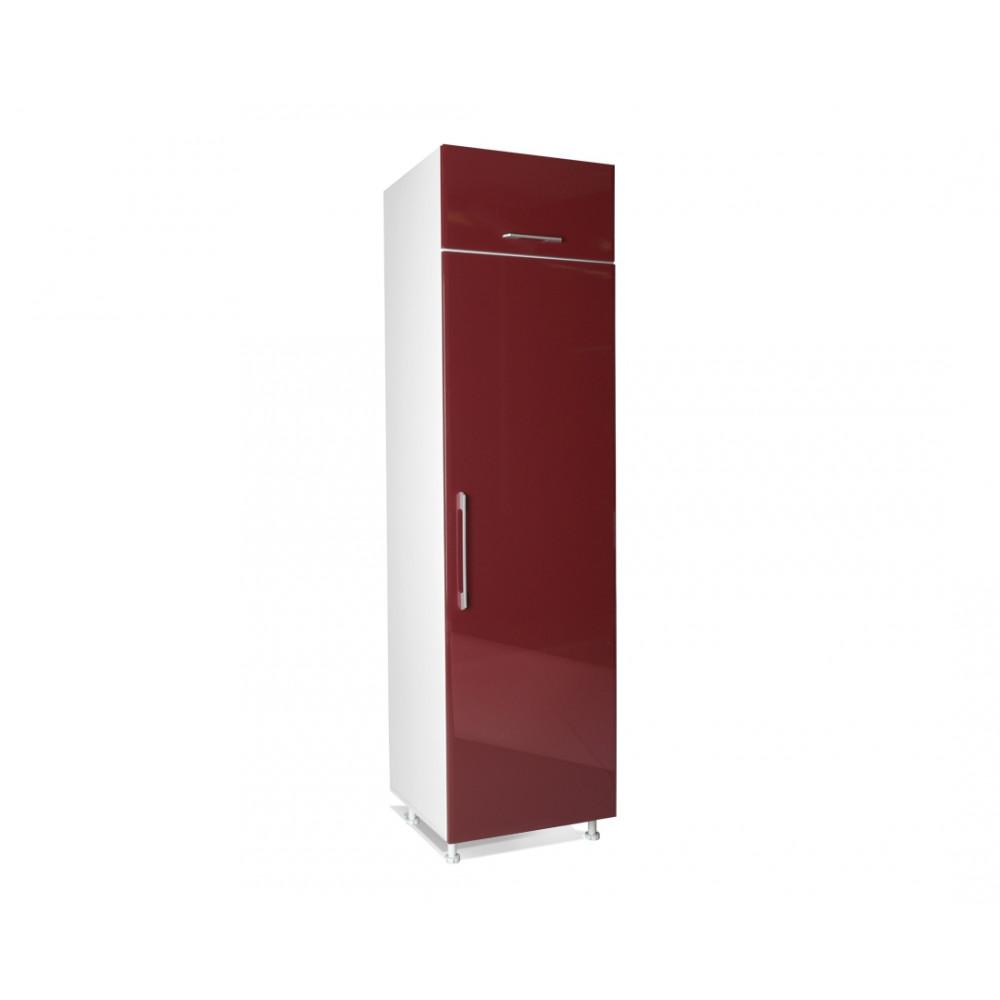 MATIS prostor za ugradni frižider FRIZ 60 - Bordo sjaj KFRIZ14
