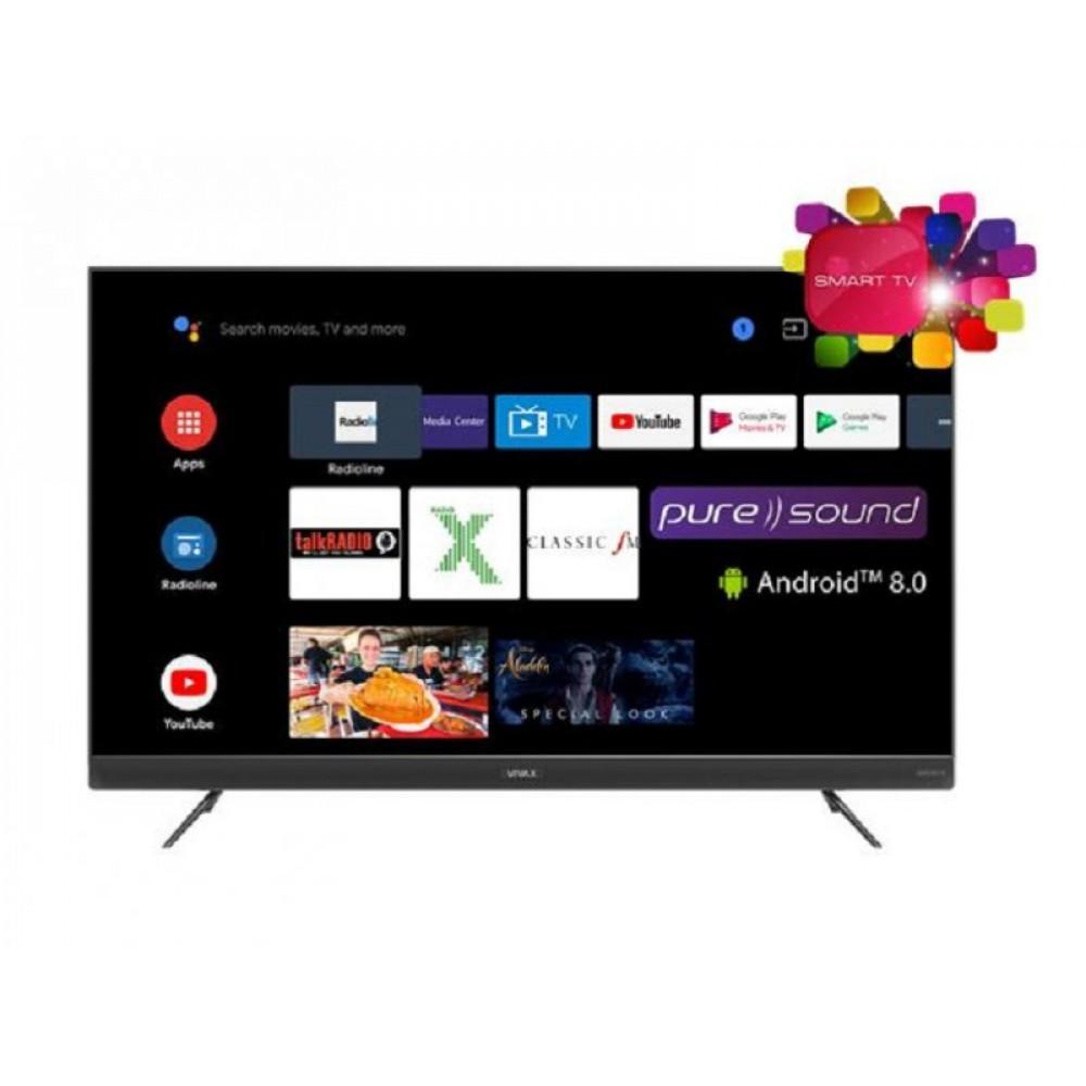 VIVAX  Smart Android TV-55UHD96T2S2SM LED UHD 4K