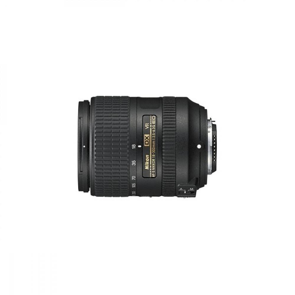 NIKON Obj 18-300mm f/3.5-6.3G ED VR AF-S DX