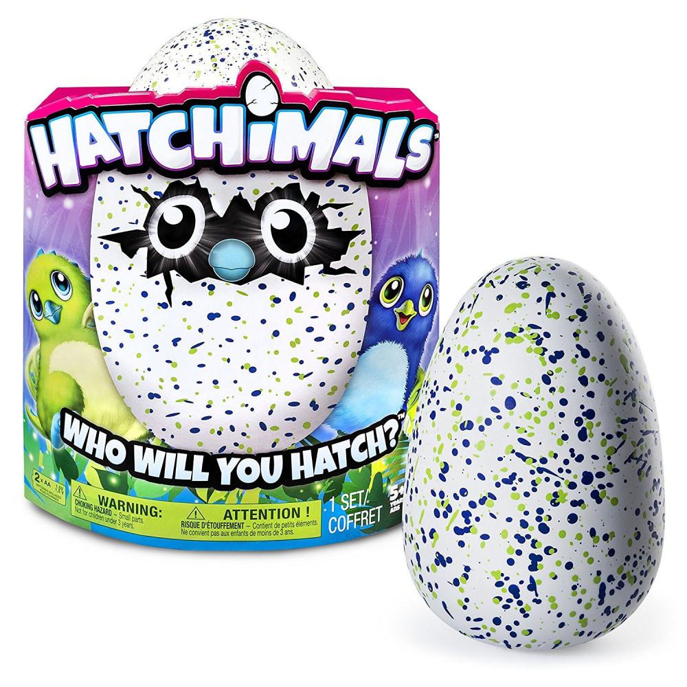 SPIN MASTER hatchimals interaktivno jaje - zeleno SM6028895