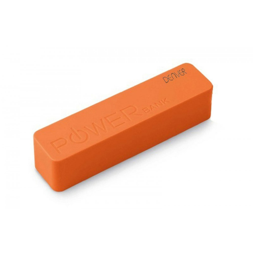 DENVER Power bank / eksterna baterija PBA-2600 Narandžasti