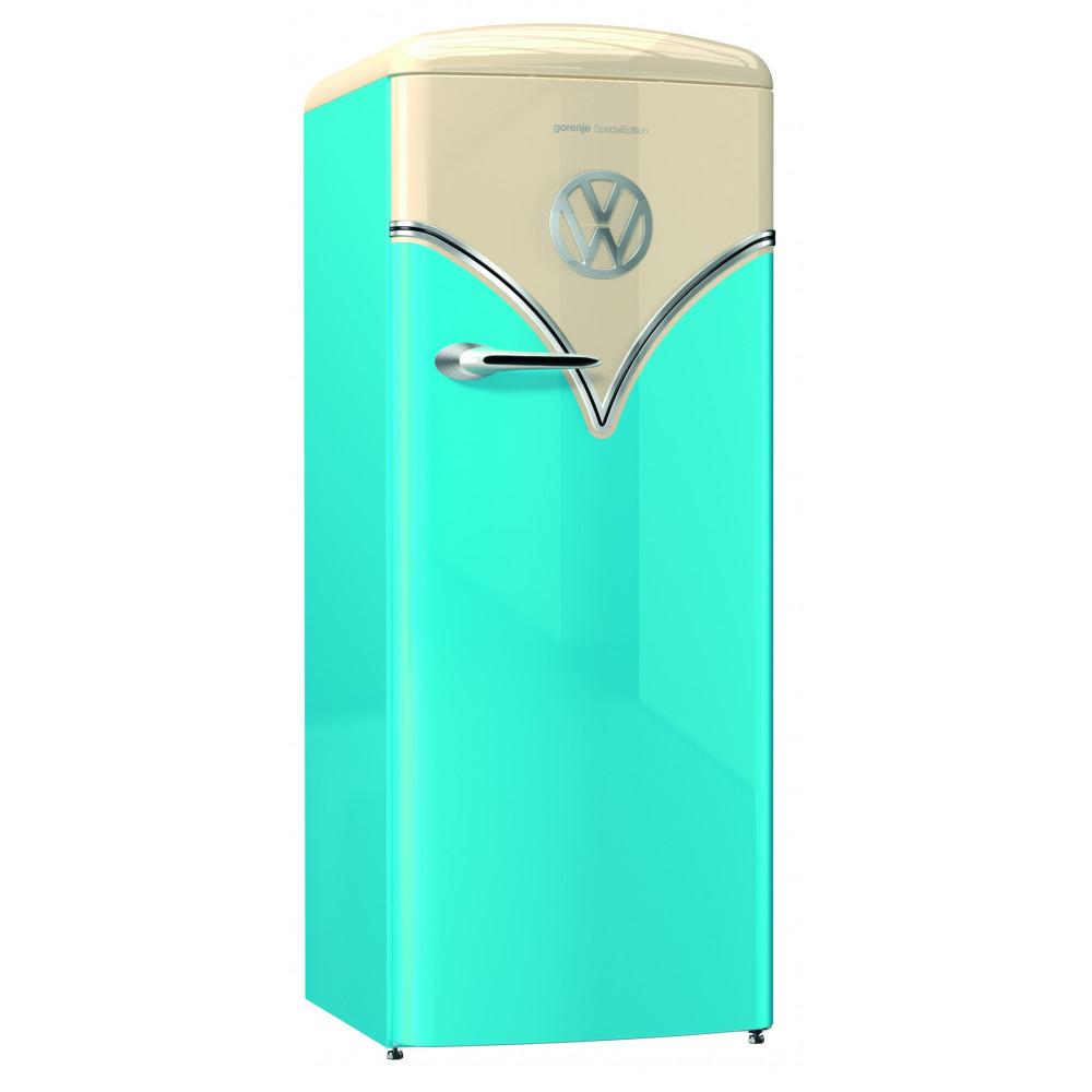 GORENJE samostalni frižider OBRB153BL