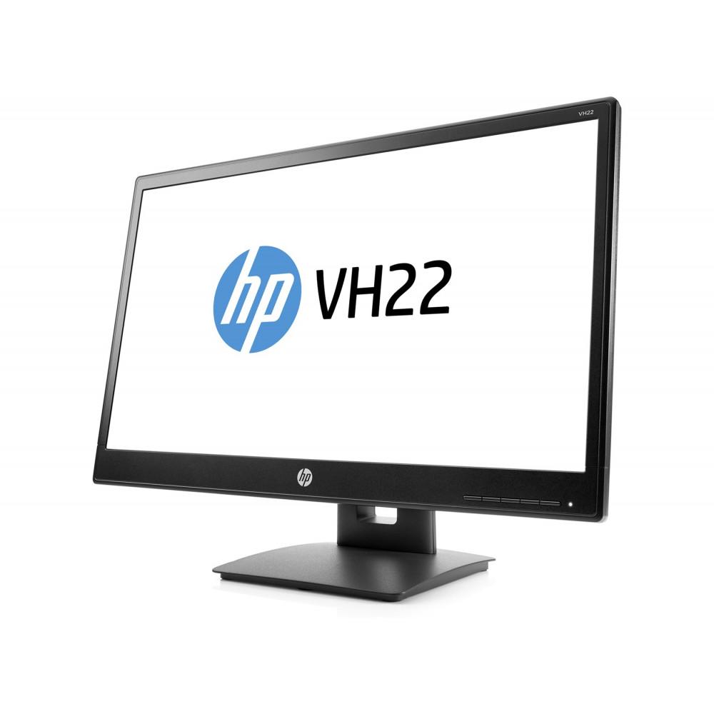 Akcijski bundle HP monitor VH22 X0N05AA + LOGITECH zvučnik Z120