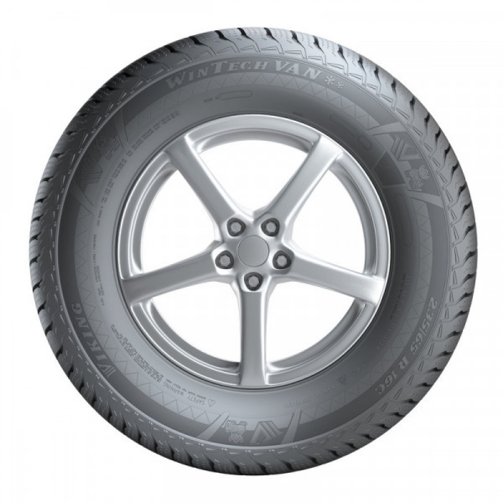 VIKING 205/75R16C WinTech Van 110/108