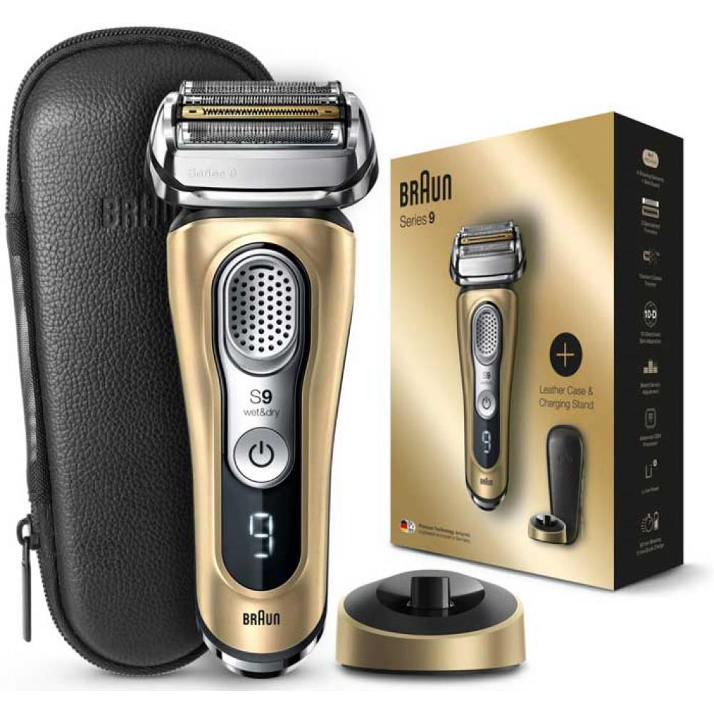 BRAUN brijač 9399PS Gold Solo 504798