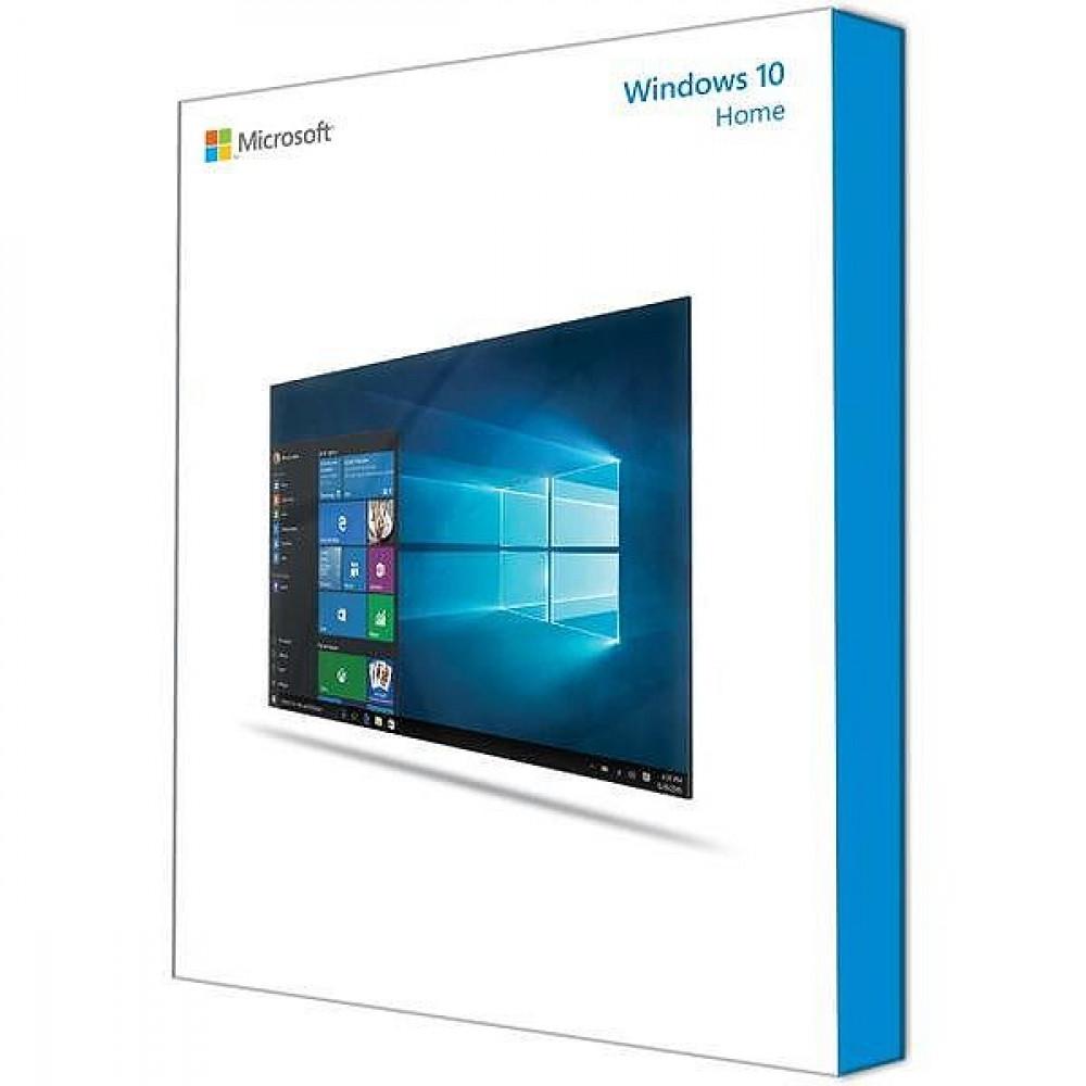 MICROSOFT  Win  Home 10  64Bit  Eng  Intl  1pk  DSP  OEI  DVD  KW9-00139