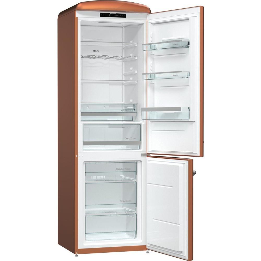 GORENJE Kombinovani frižider ONRK 193 CR NoFrost Plus
