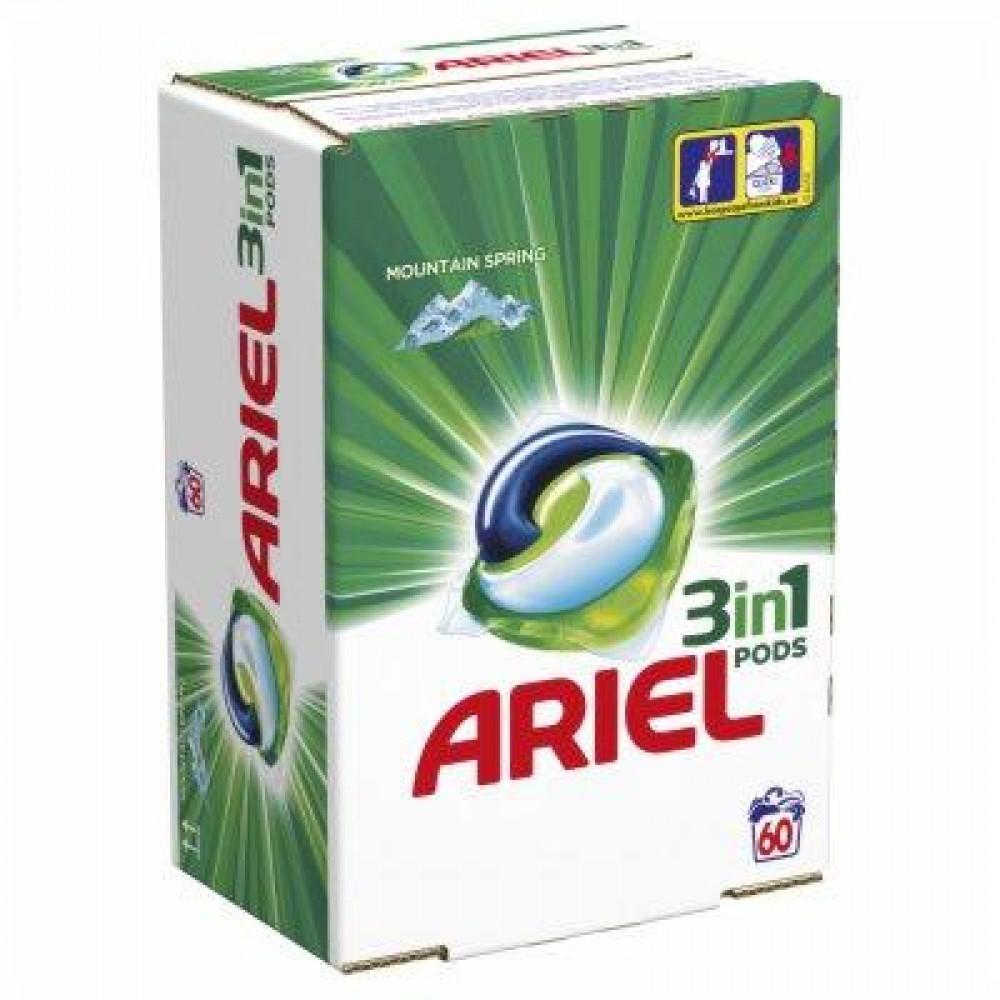 ARIEL PODS 60PCS MOUNTAIN SPRING 8001841156033