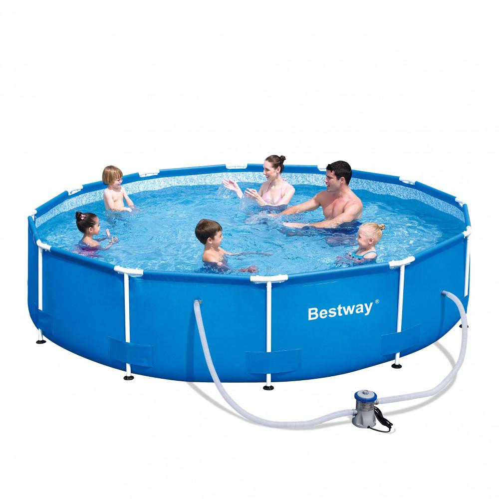 BESTWAY porodični bazen Bahama 366x76cm FFA 670