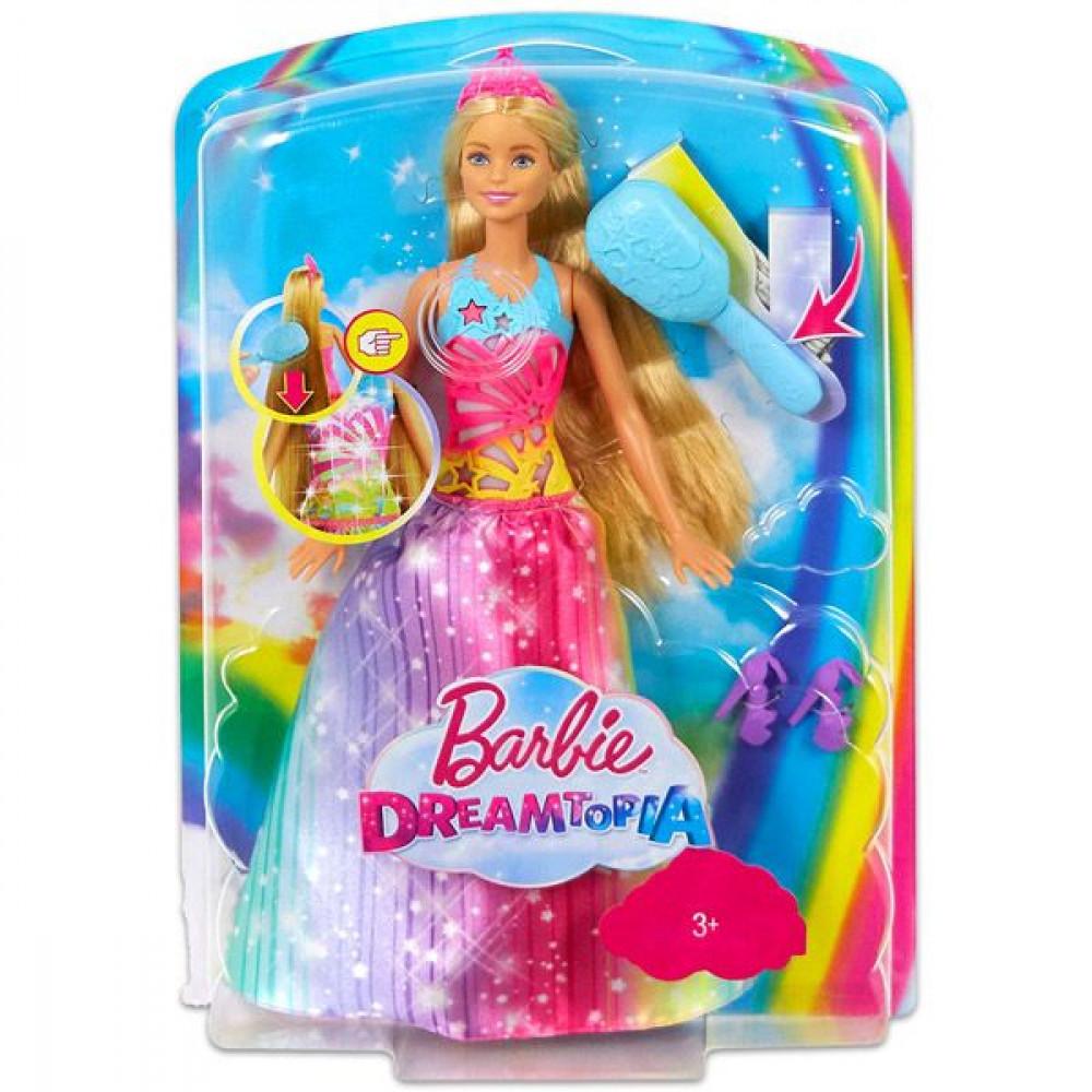 BARBIE svetlucava princeza MAFRB12