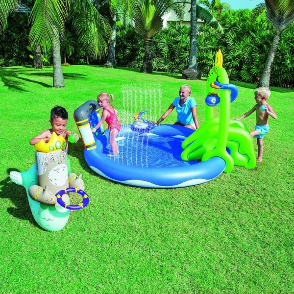 BESTWAY dečiji bazen undersea 53057