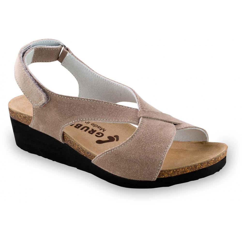 GRUBIN ženske sandale 2763611 MUSCAT Bež