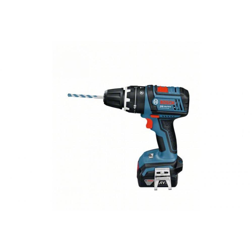 BOSCH akumulatorska vibraciona bušilica-odvrtač GSB 14,4 V-Li 060186700D