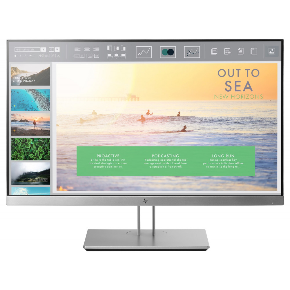HP monitor 23 EliteDisplay E233 1FH46AA