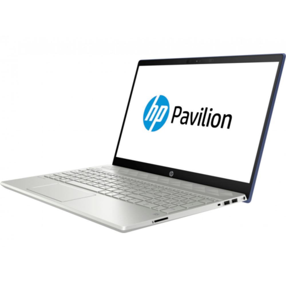 "HP Pavilion 15-cs0005nm i3-8130U/15.6""FHD AG SVA/4GB/1TB/UHD Graphics 620/FreeDOS/Blue 4RL03EA"