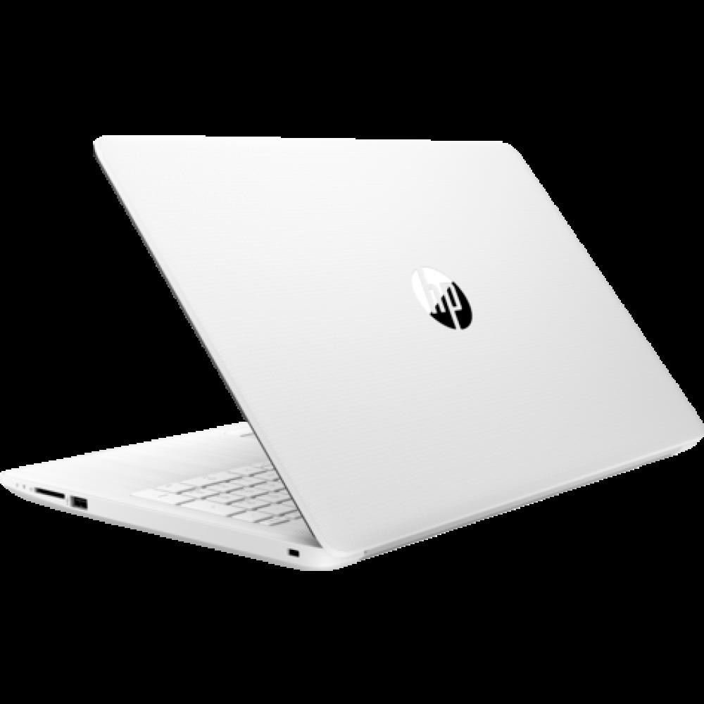 """HP 15-da0060nm Pentium N5000 QC/15.6""""HD AG slim/4GB/500GB/GeForce MX110 2GB/FreeDOS/White 4TT70EA"""