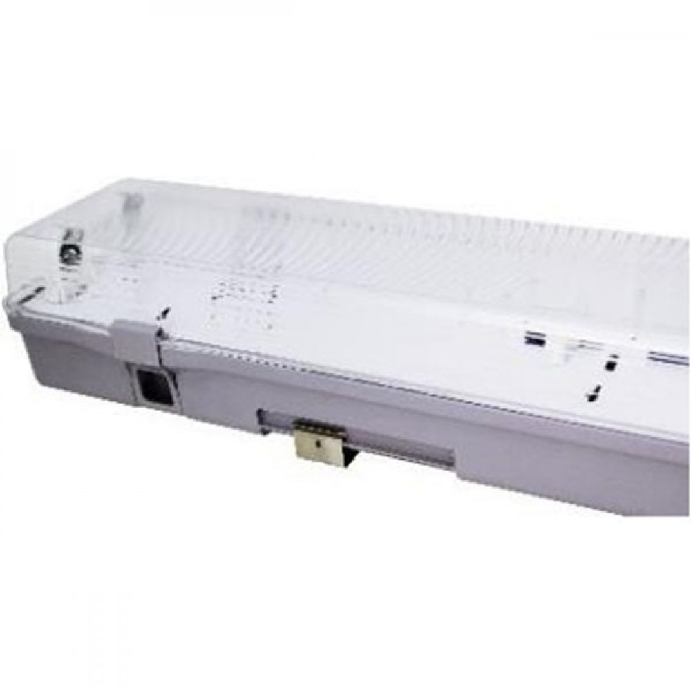 COMMEL vodootporna fluo svetiljka plastični nosači C344-105