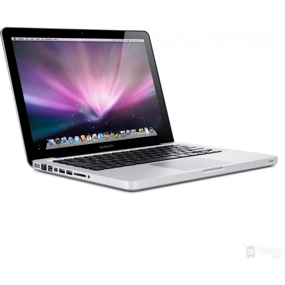"APPLE laptop MacBook Pro 13"" Retina/DC i5 2.3GHz/8GB/256GB SSD/Intel Iris Plus Graphics 640/Silver - CRO KB MPXU2CR/A"