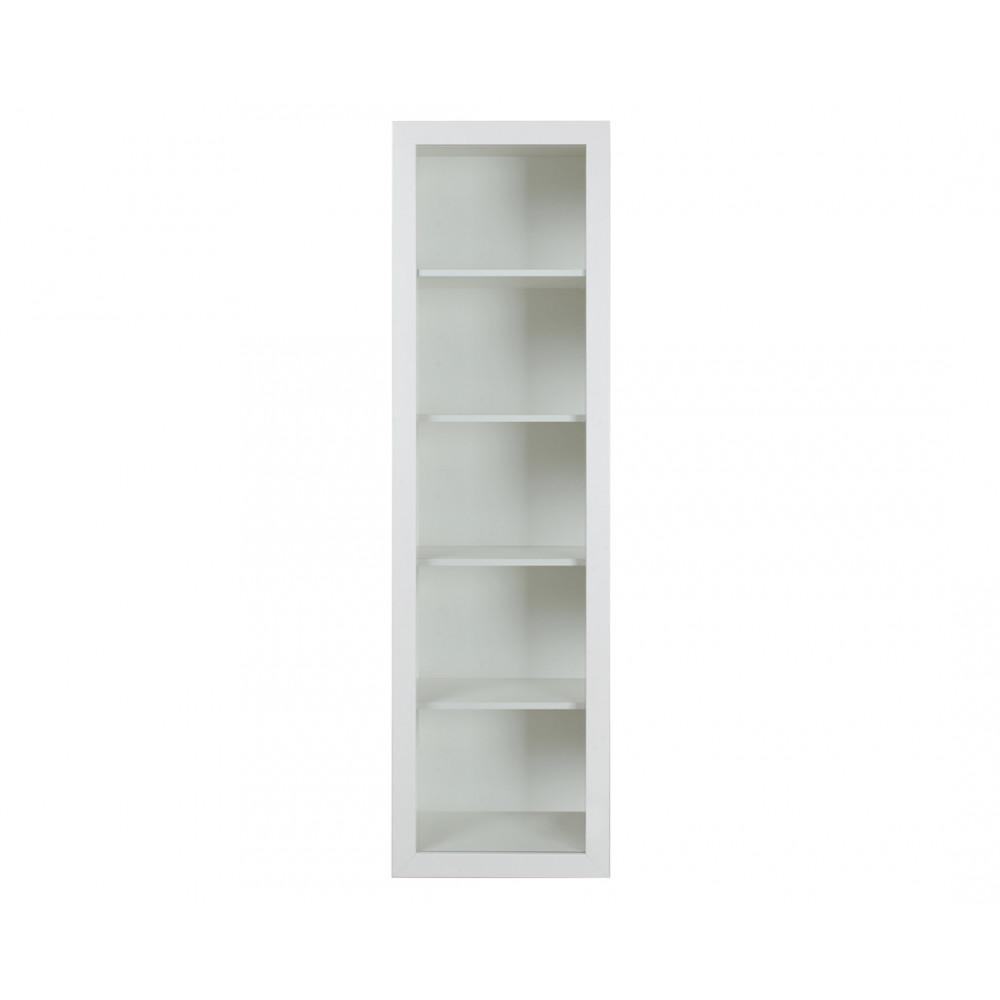 MATIS vitrina Wood White W55
