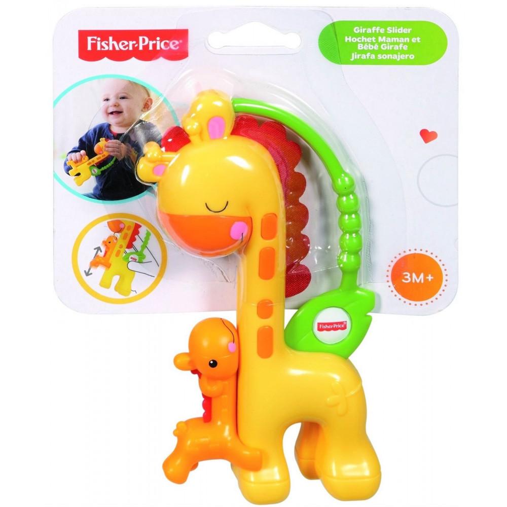 FISHER PRICE žirafa i mladunče MACGR92