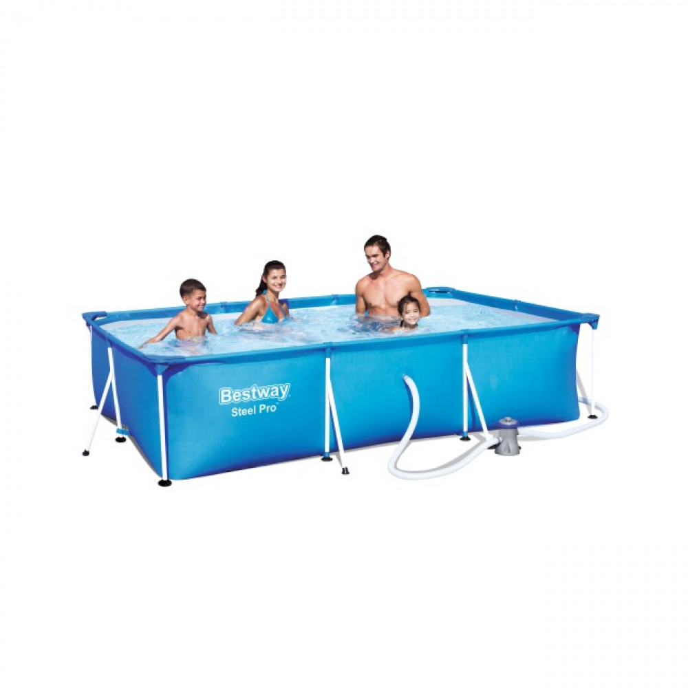 BESTWAY porodični bazen Amalfi 300x201x66cm FFA 679