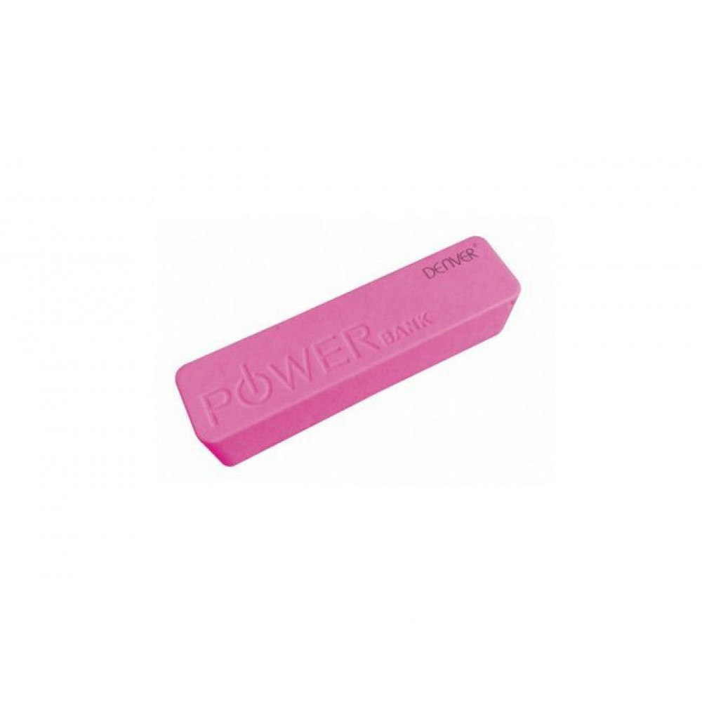 DENVER Power bank / eksterna baterija PBA-2600 Pink