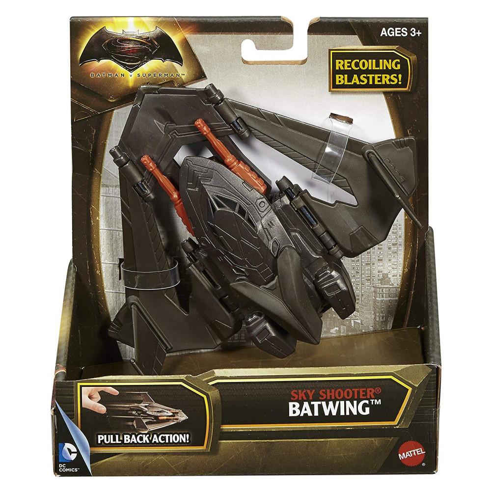 MATTEL batman vs superman vozilo MADKC52