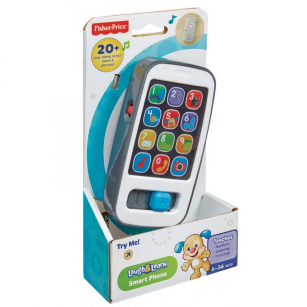 FISHER PRICE - smart phone MADLM27