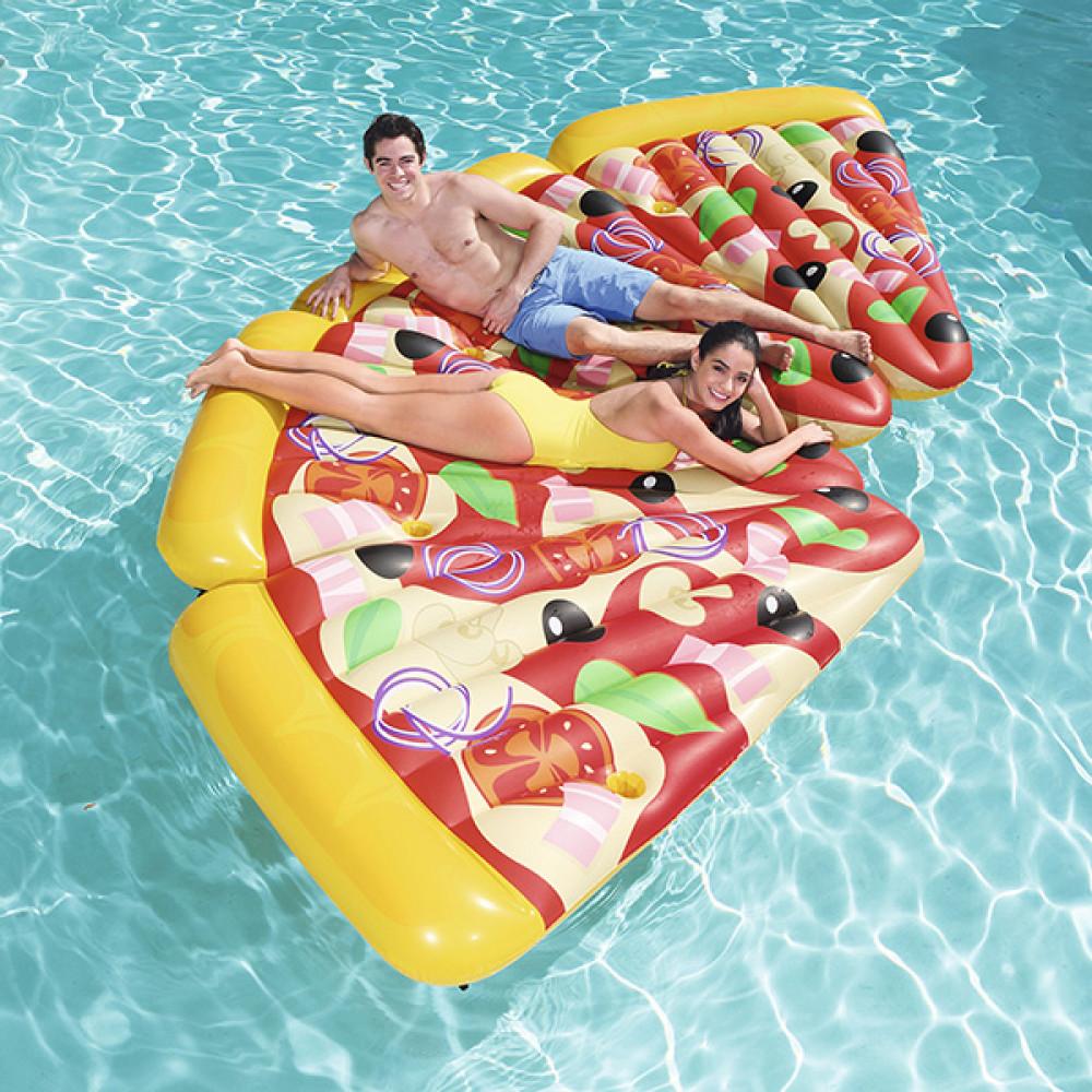 BESTWAY dušek za vodu pizza 44038