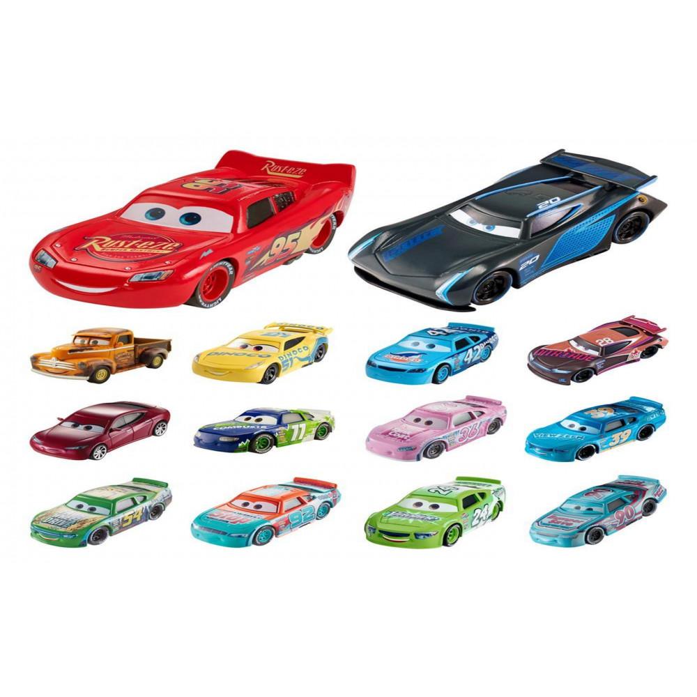 CARS 3 osnovni autić MADXV29
