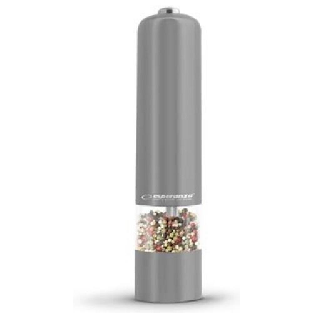 ESPERANZA električni mlin za so i biber EKP001E