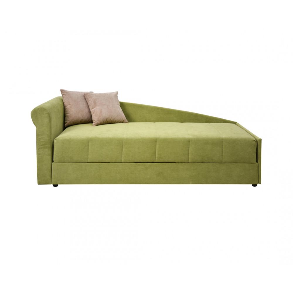 MATIS MEBL Ležaj Harfa - Zeleno MM3051503