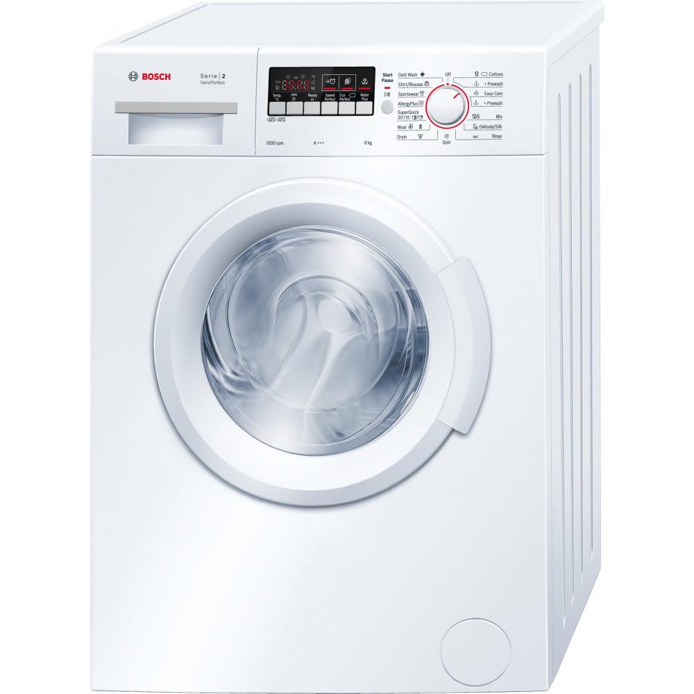 BOSCH Mašina za pranje veša WAB20262BY