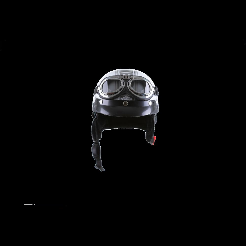 FULL&GO Kacige sa naočarima RETHRO WIGHT
