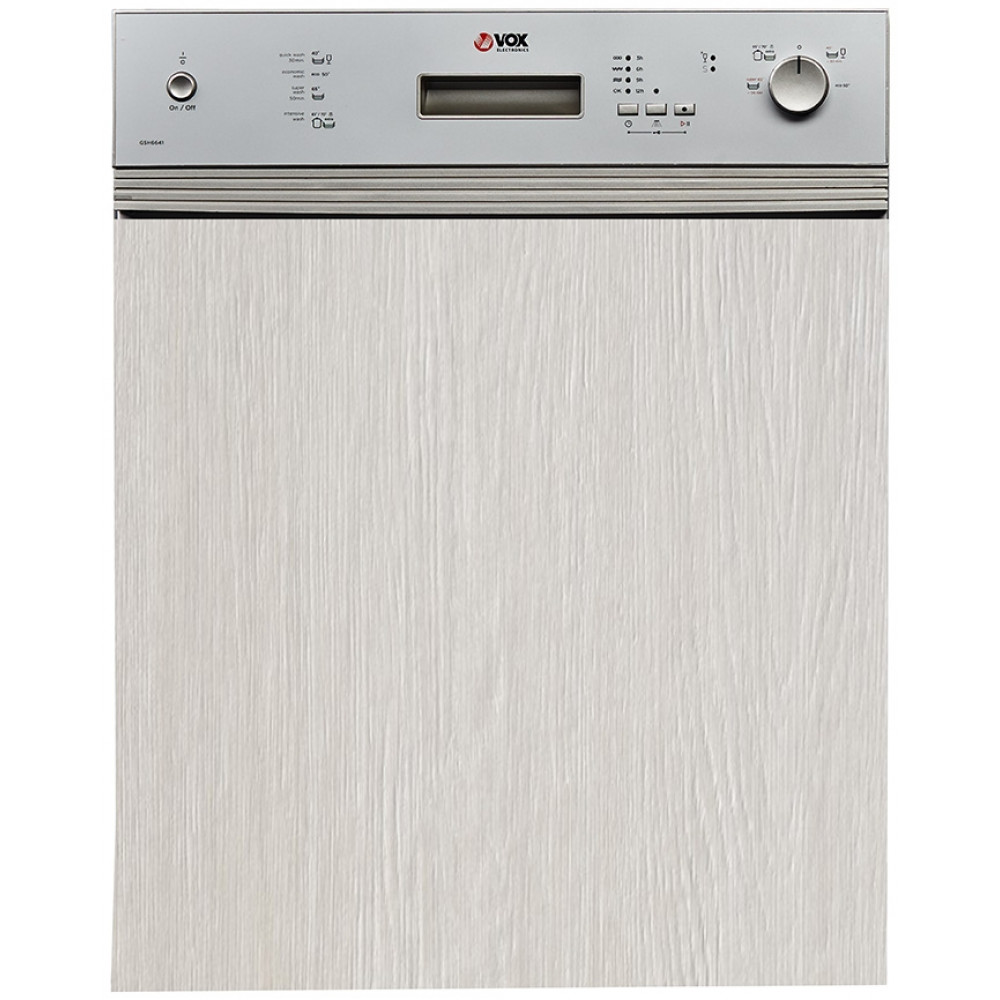 VOX ugradna mašina za pranje sudova GSH 6641
