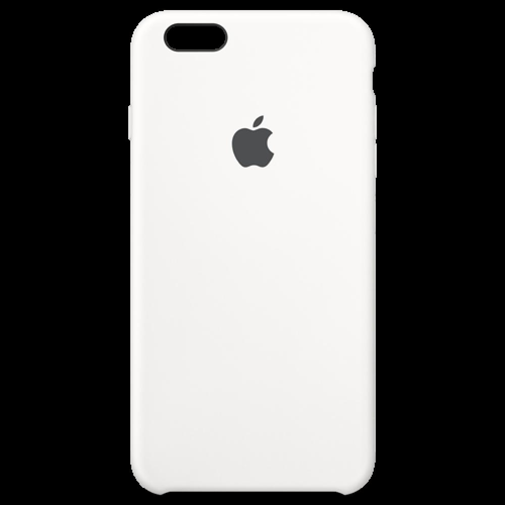 APPLE iPhone 6s Plus Silicone Case - White MKXK2ZM A 82b9eb3b5e7