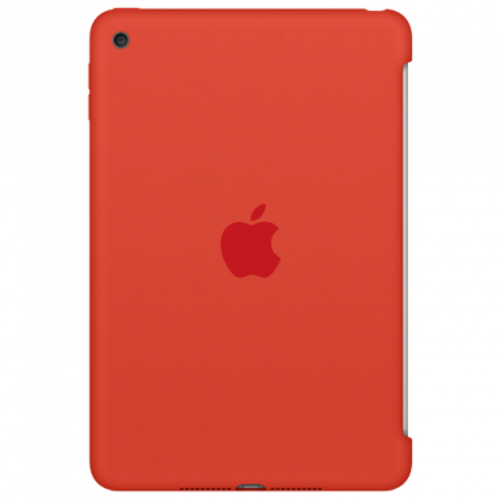 APPLE zaštitna maska iPad mini 4 Silicone Case - Orange MLD42ZM/A