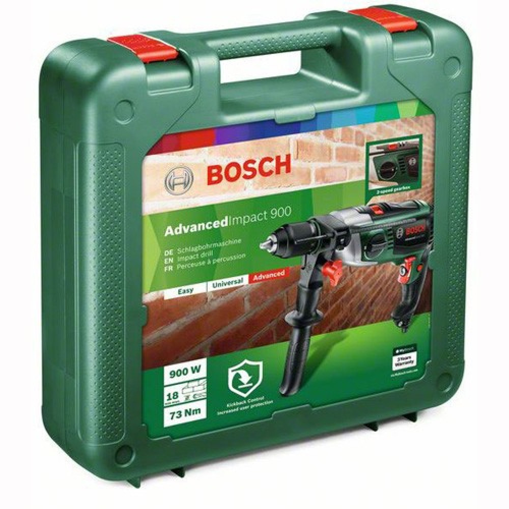 BOSCH vibraciona bušilica AdvancedImpact 900 (0603174020)