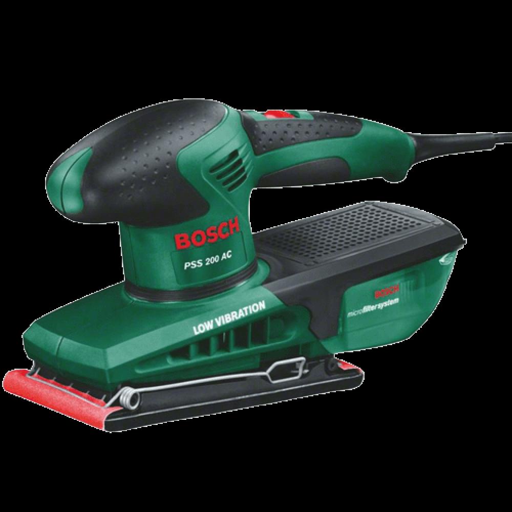 BOSCH vibraciona brusilica PSS 200 AC (0603340120)