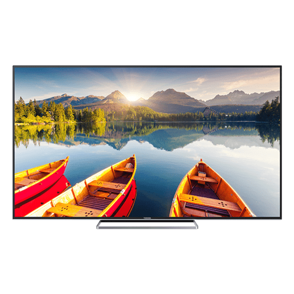 "TOSHIBA SMART 75"" 4K Ultra HD DVB-T2/C/S2 75U6863DG LED"
