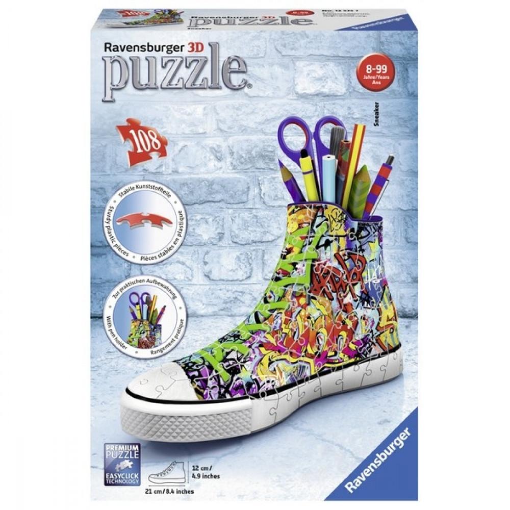 RAVENSBURGER 3D puzzle (slagalice) - patika za olovke RA12535