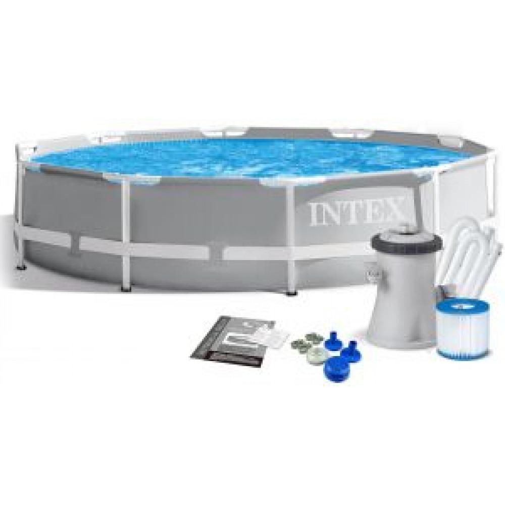 INTEX bazen sa metalnom konstrukcijom 3.05 x 0.76 PRISM FRAME 26702