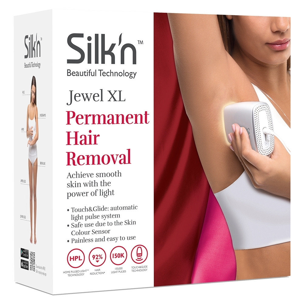 SILK'N epilator Jewel JW15PE3001 H3210