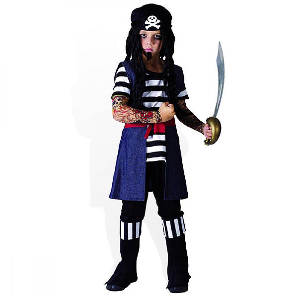 PERTINI kostim pirat sa tetovažom 881286/M