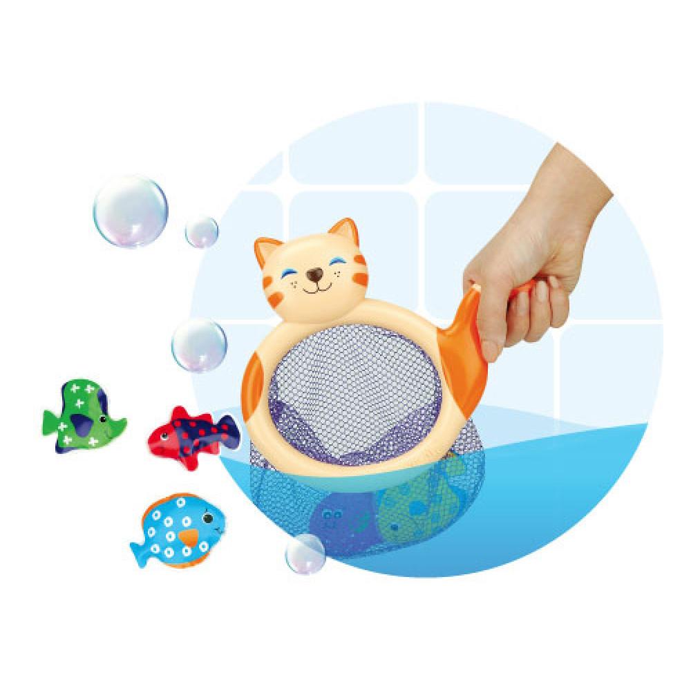 KS KIDS igračka Mačka Mimi i ribice KA10421
